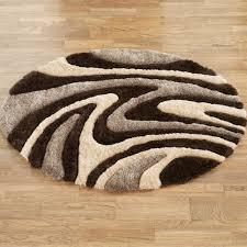 image of contemporary round rugs ideas