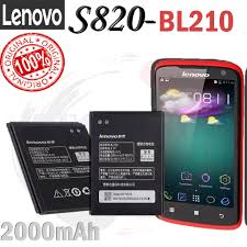 Lenovo S820 S650 A656 Battery BL210 ...