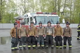 Trade Stories: Aaron Fields, Firefighter   The Filson Journal