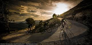 Image result for cyclist looking at the road ahead