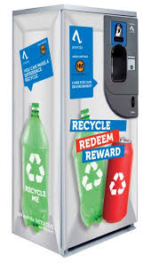 Reverse Vending Machine Recycling Delectable AFED