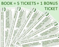 Raffle Ticket Booklets Raffle Book Printing Sinma Carpentersdaughter Co