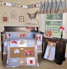 Customer Baby Bedding Fire Truck 14 Boy Girl Crib Nursery