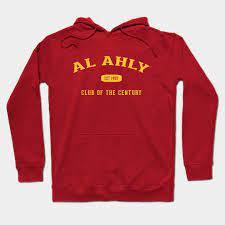 It comes in a regular fit; Al Ahly Sporting Club Al Ahly Hoodie Teepublic