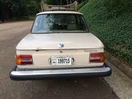 1975 bmw 2002 model 2 door coupe clic european sports car project car