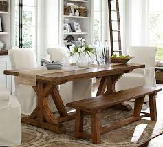 Small Picture Best 10 Farmhouse table with bench ideas on Pinterest Kitchen