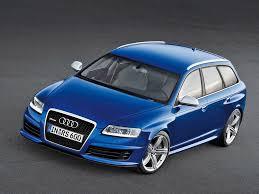 2008 Audi RS 6 Avant 5.0 TFSI quattro | Audi | SuperCars.net