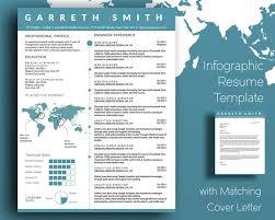 Infographic Resume Templates Amazing Gallery Of Infographic Resume Template Word Invitation Sample