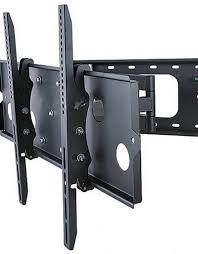 mono mono corner friendly full motion tv wall mount bracket max 125