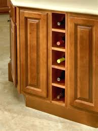 wine rack cabinet. Base Wine Rack, Modified By Spice Rack 6\ Cabinet A