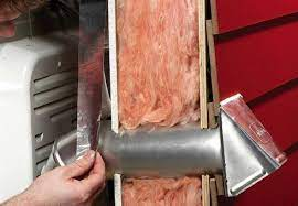 how to install a dryer vent diyer s