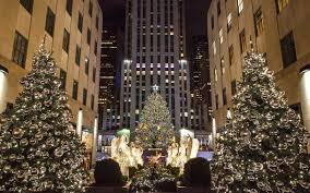 Rockefeller Tree Lighting 2019 The 2019 Rockefeller Center Christmas Tree Is From Orange