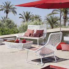 white metal patio furniture white metal mesh outdoor furniture outdoor designs