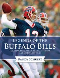 Legends of the Buffalo Bills: Marv Levy, Bruce Smith, Thurman Thomas, and  Other Bills Stars: Schultz, Randy: 9781613217757: Amazon.com: Books
