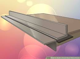 image titled build a small sheet metal brake step 4