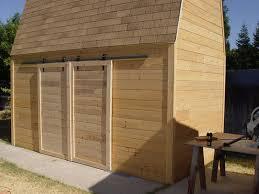 diy exterior sliding barn door hardware