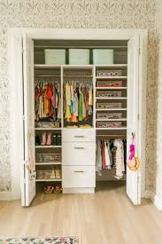 i feel like the home edit will be proud of me for keeping nova s closet so decent it s pretty close to how they organized it for us the only big change is