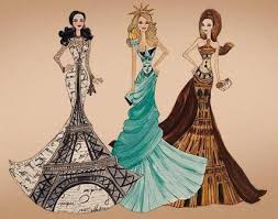 drawings fashion designs gallery fashion drawings drawing art gallery