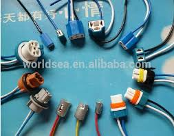 whole t auto connecto wire wiring harness awg t10 auto connecto 168 194 2825 wire wiring harness 18awg blub socket plug n play inserted