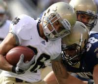 Bennett Jackson moving to defensive back - Inside the Irish   NBC Sports
