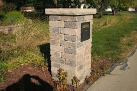 mailbox designs Brick Mailbox Designs Idea decorbathroomideascom