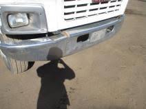gmc c bumper assembly front on net rocky mountain trucks bumper assembly front gmc c6500