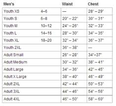 Riddell Helmet Fitting Chart Football Girdle Sizing Chart High Ground Sports