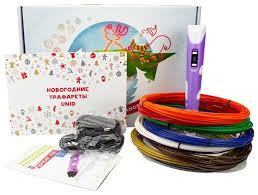 <b>3D</b>-<b>ручка UNID Spider</b> Pen Plus NY — купить по выгодной цене на ...