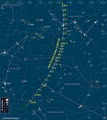 Where To See Comet Lovejoy Tonight Sky Telescope