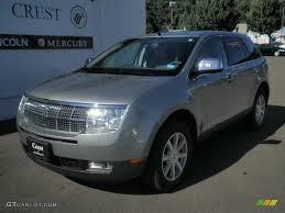 2007 Alloy Grey Metallic Lincoln MKX AWD #72705630   GTCarLot.com ...