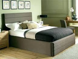 Picture Of How To Make A Cheap Low Profile Wooden Bed Frame With ...