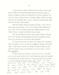 earliest draft of jfk s inaugural address john f kennedy  earliest draft of jfk s inaugural address