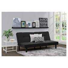 Delaney Futon Sofa Bed 3 Piece Living Room Set Multiple Colors Futon In Living Room
