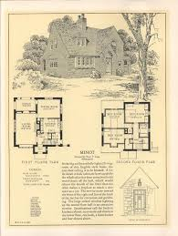 Historic Homes Floor Plans