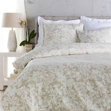 surya clara ivory twin bed skirt hover to zoom