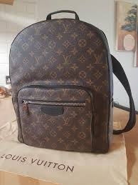 louis vuitton used bags. louis vuitton josh monogram bag | rucksack used bags l
