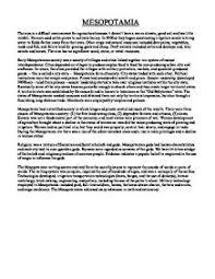 essay questions mesopotamia mesopotamia essay