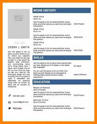 Free Downloadable Resume Templates For Word 2010 Custom The Best Resume Layout On Microsoft Word 40 Guide 40