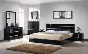 black modern bedroom sets.  Sets DE ANJIE  KING SIZE MODERN BLACK  CRYSTAL BEDROOM SET 5PC Inside Black Modern Bedroom Sets E
