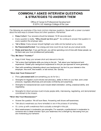 Weaknesses For Interview Examples Commonly Asked Interview Questions Strategies To Answer