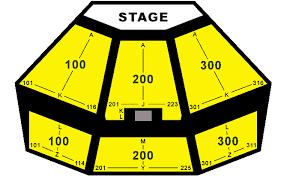 Borgata Venue Seating Chart Music Box At The Borgata Seating Chart Ticket Solutions