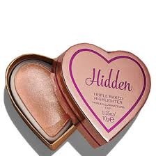 Хайлайтер I Heart Revolution Hearts - купить по ... - PARFUMS