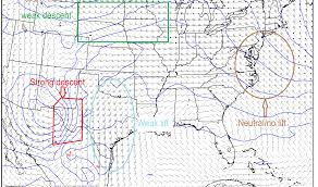 Isentropic Surfaces Stormtrack
