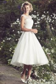 plenty of tea length wedding dresses 2017 on sale best tea length