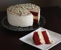slice of birthday cake red velvet. Interesting Red Oh Yeah Red Velvet Cake  For Slice Of Birthday B