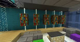 Minecraft Furniture Kitchen Minecraft Furniture Storage