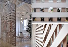 wall dividers for office. Creative Room Dividers With Dining Furniture Plus Impressive Light Oak Wood Wall For Office T