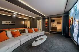 Home game room Room Ideas Movie Theatre With Pool Table Game Room Designs In Basement Of Home Don Pedro 60 Game Room Ideas For Men Cool Home Entertainment Designs