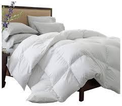 superior solid white down alternative comforter duvet insert um weight for all season