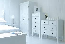 White Bedroom Furniture From New England Lifestyle UK Home